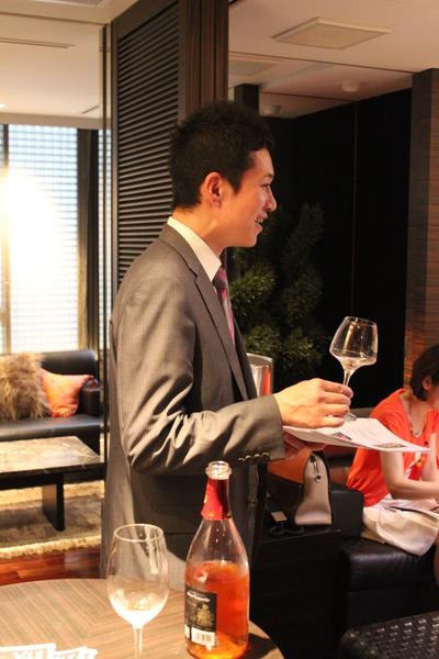 ワイン講師